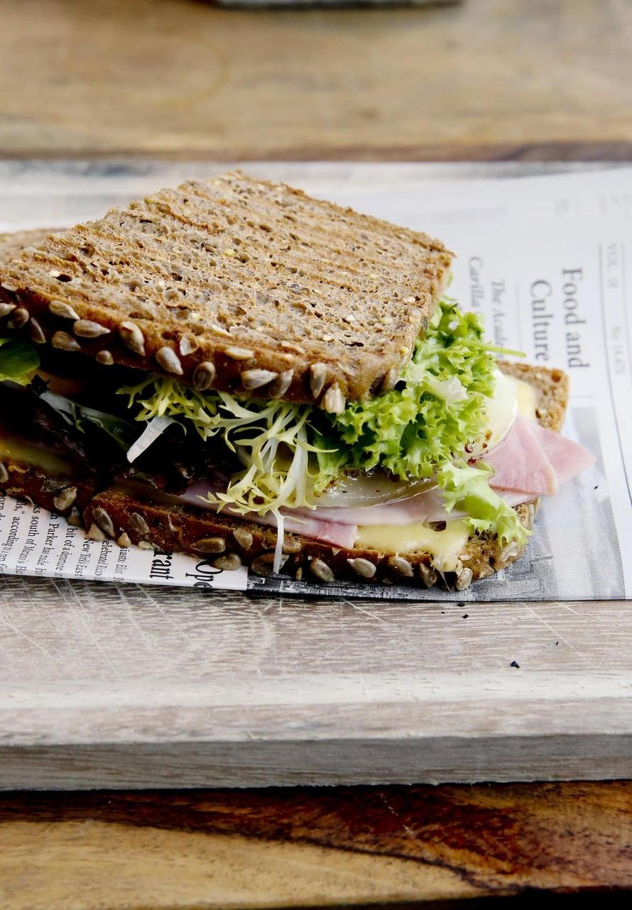 Parker Bowlesin  leipä tehdään  vasta tilattaessa.
