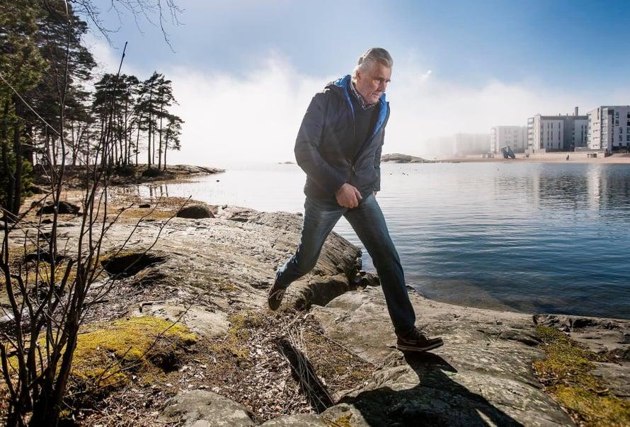 Helsingin Vuosaari on Lassen ulkoilumaastoa.