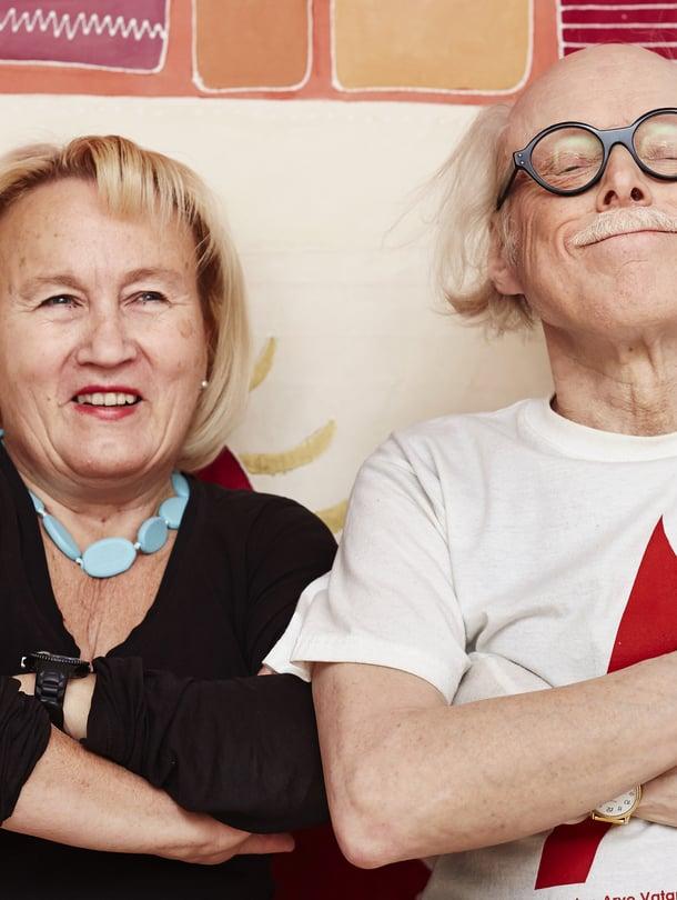 Molemminpuolisesta arvostuksesta on lyhyt matka rakkauteen, tietävät Marianne ja Arvo.