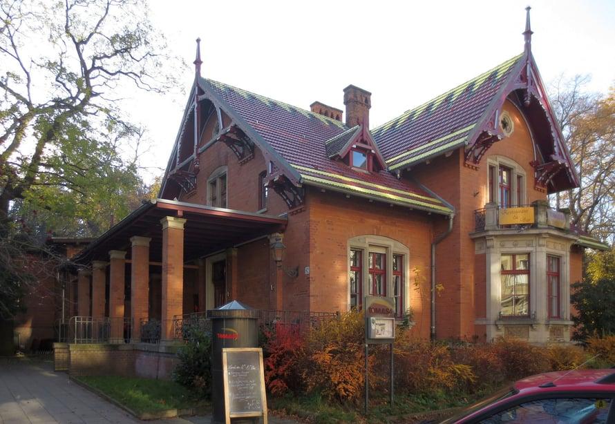 Villa Kreuzbergin Tomasa-ravintola tarjoaa täydellisen italialaistyylisen brunssin.