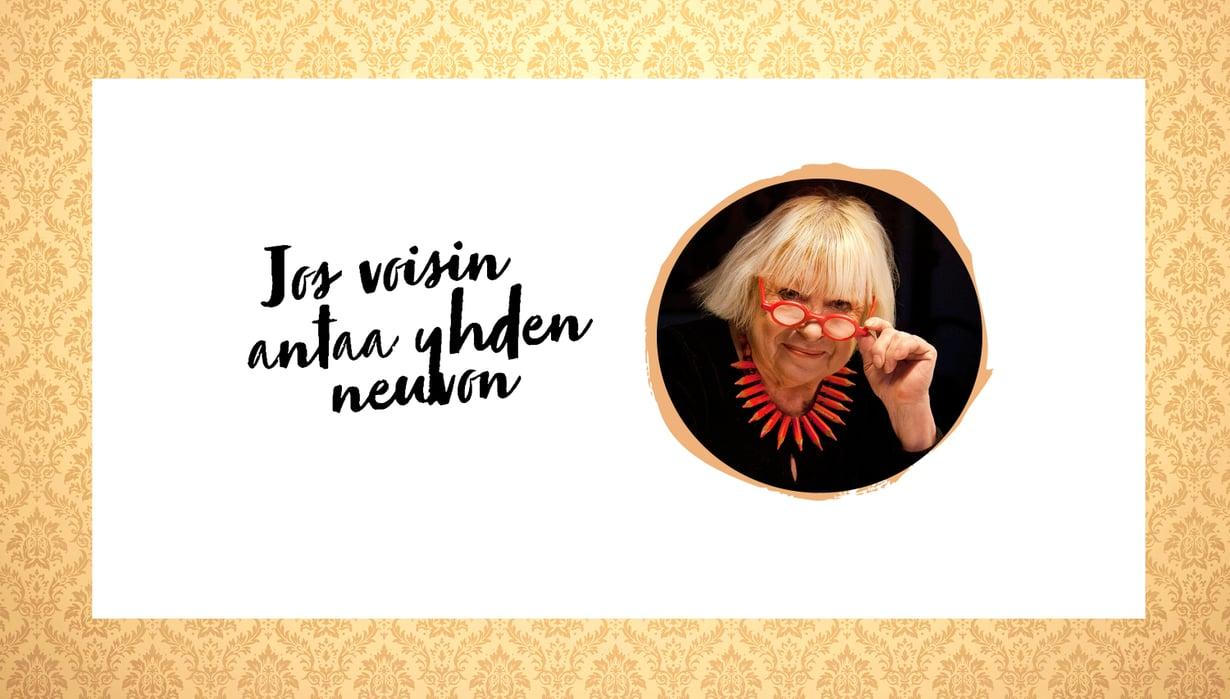 Lastenkirjailija Maikki Harjanne,73, työstää uutta lastenkirjaa sekä teosta Sitten ostimme talon.