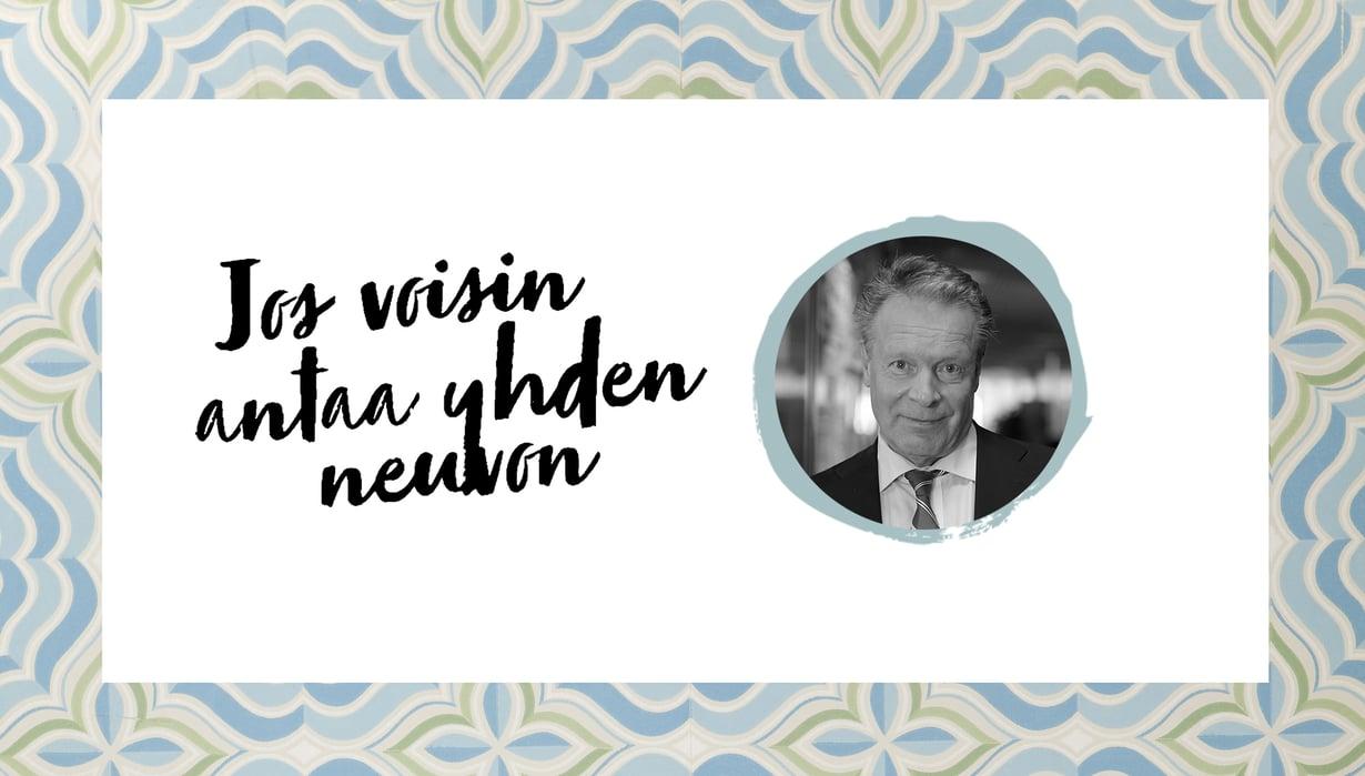 Kansanedustaja Ilkka Kanerva, 70, on pisimpään eduskunnassa ollut poliitikko. Hän on ollut siellä vuodesta 1975.