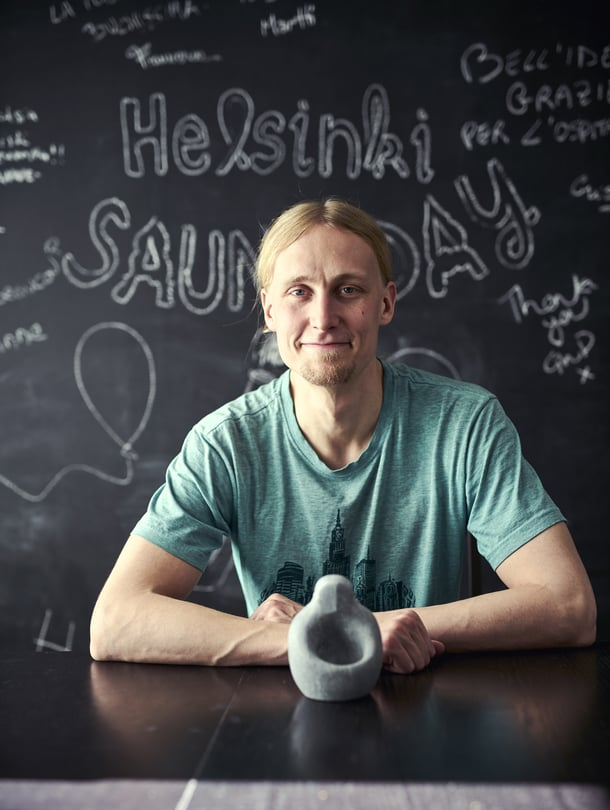 Kuva Olli Urpela/ Suomen Saunaseura