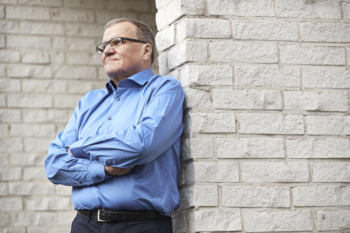 Pekka Parkkisen mielestä eläkeläisten kannattaa käyttää itse omaisuutensa eikä hautoa perintöä.