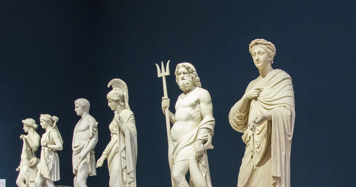 Roomalaiset Jumalat