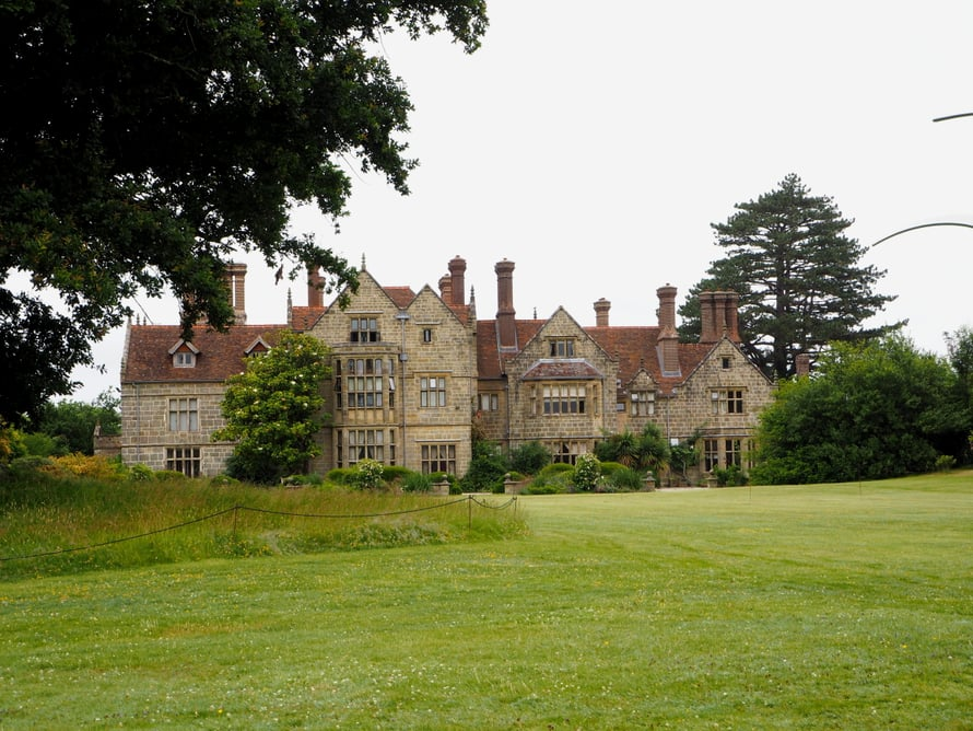 Borde Hill House.