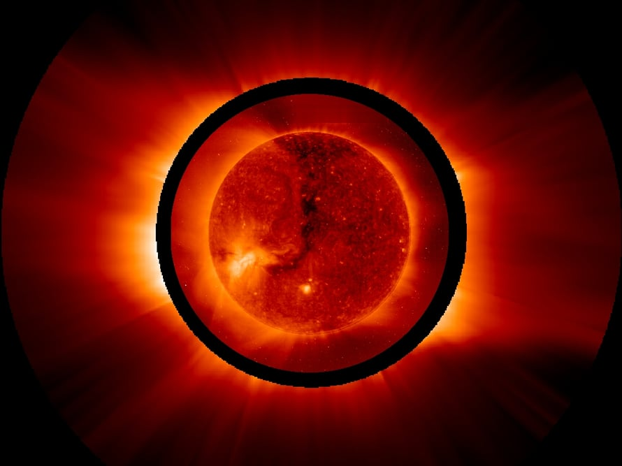 "Kuva: <span class=""photographer"">SOHO/ESA/NASA</span>"