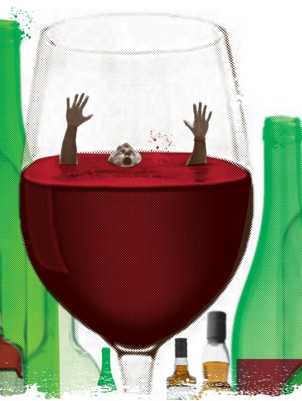 Vuosina 1946-1950 syntyneet ovat pitäneet alkoholikuolleisuustilaston kärkipaikkaa siitä lähtien, kun täyttivät 45 vuotta.