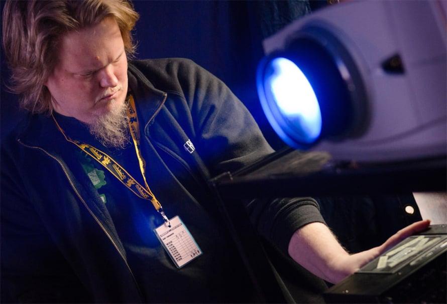Antti Leimi vastasi viime vuoden videotekniikasta.
