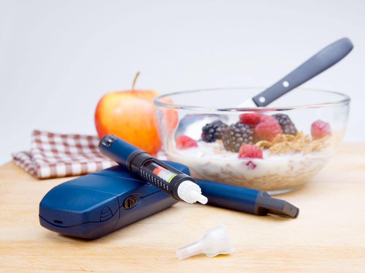 diabetes kakkostyypin