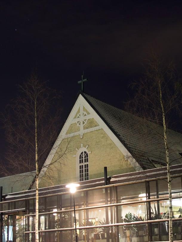 Oulun Tuiran-kirkko kuuluu suurimpien menettäjien joukkoon.
