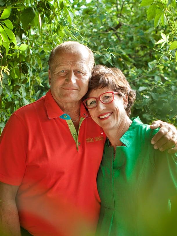 Juhani Tamminen on ollut Mari-vaimonsa kanssa yhdessä yli 50 vuotta.