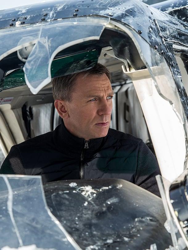 Daniel Craig James Bondina elokuvassa Spectre