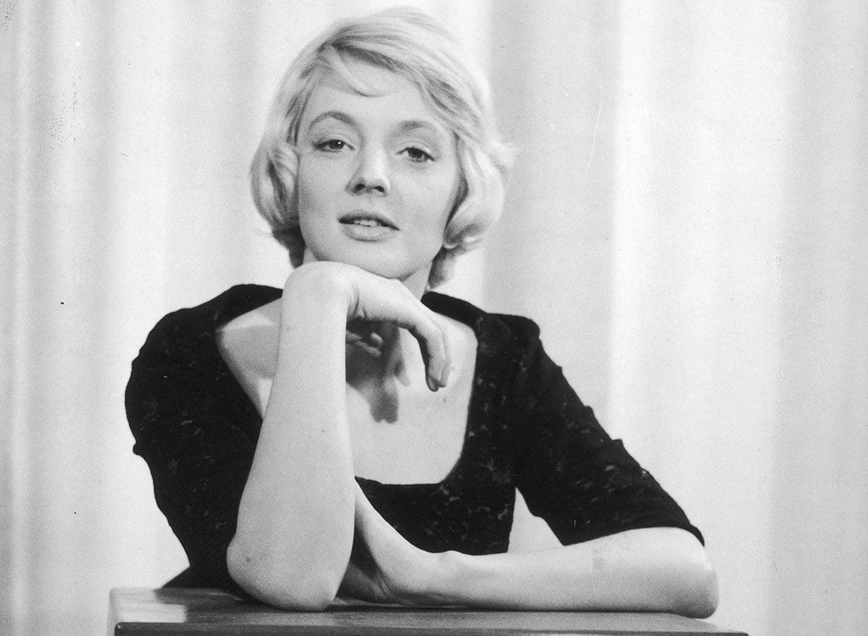 Teija Sopanen aloitti Suomen televisiossa 1958.