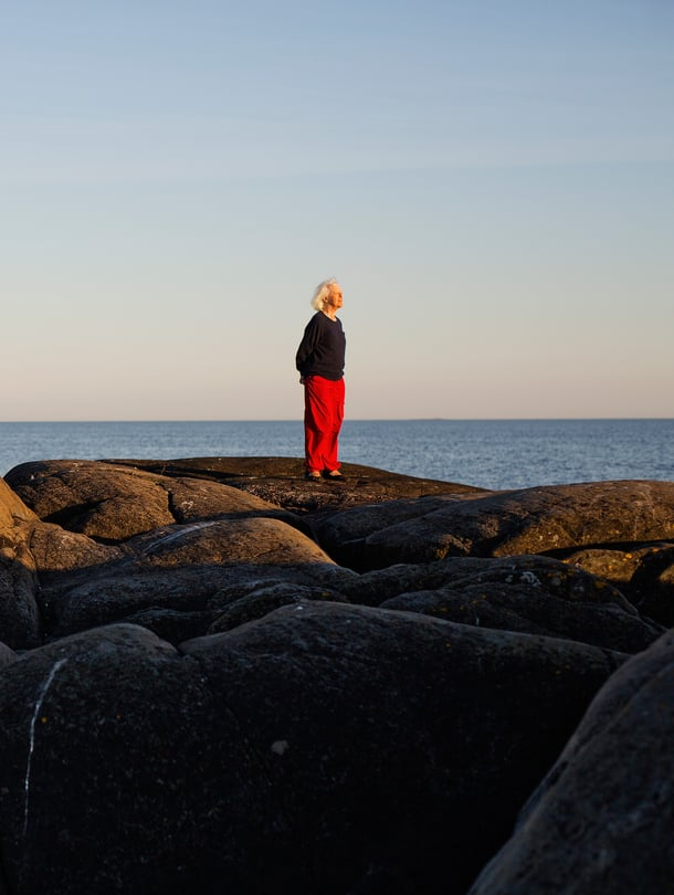 Birgitta jätti aikoinaan käyttämättä Toven kutsun Harulle. Hän halusi kunnioittaa saarelaisten kesärauhaa.