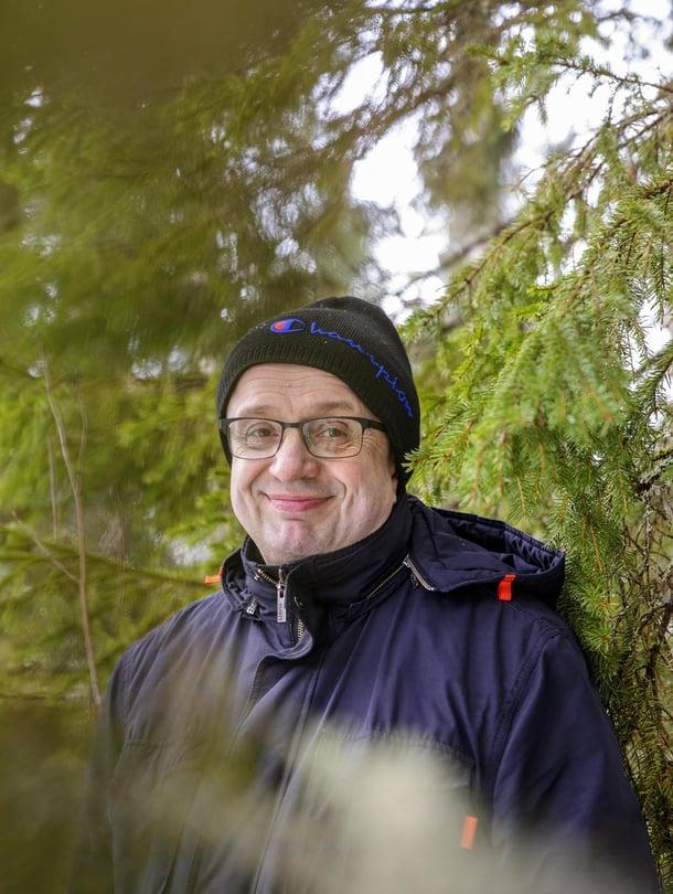 Markku Kulmala tutkii asioita,  jotka ovat  ilmastonmuutoksen ymmärtämisen  ytimessä.