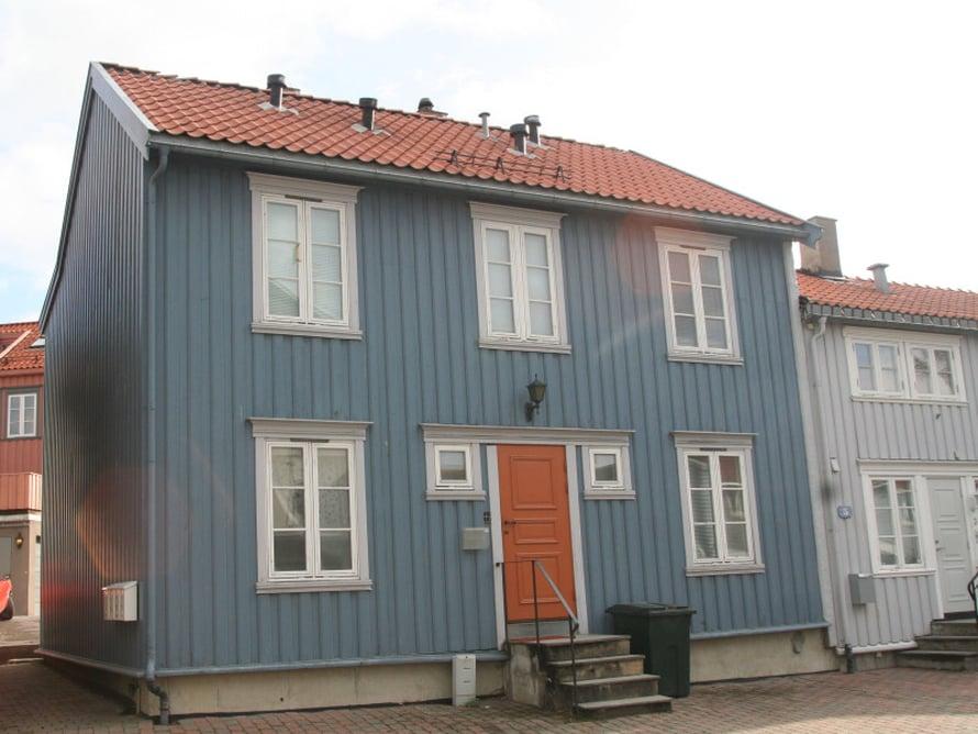 Baklandet, Trondheim.