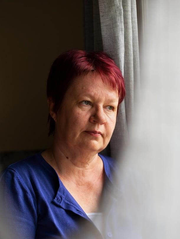 Ulla Salminen joutui käymään läpi kokemuksista rankimman, oman lapsen menetyksen.