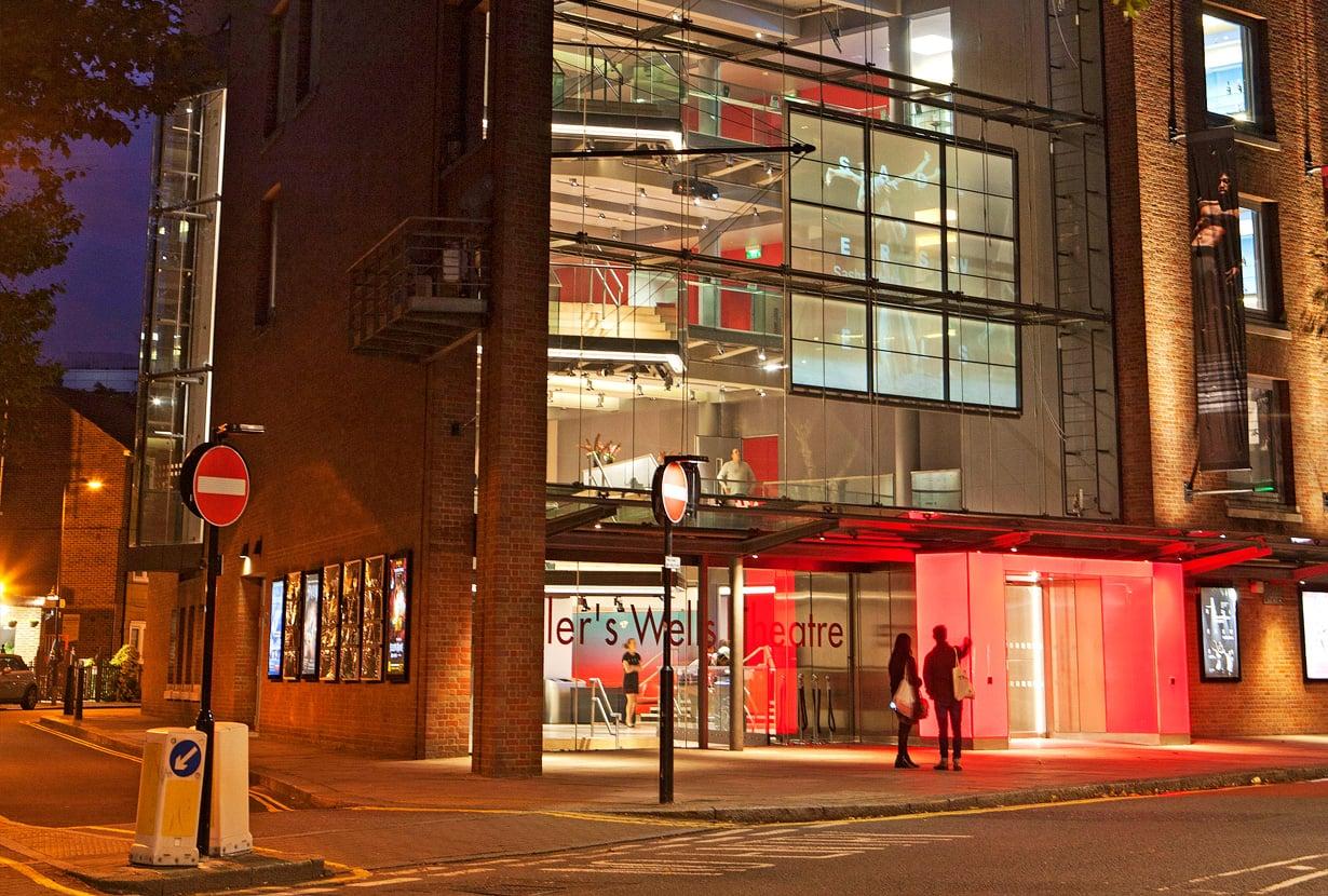 Sadler's Wells on modernin tanssin keskus.