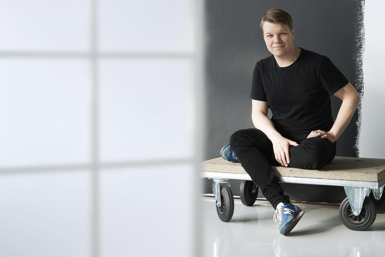 Hannes Suominen on hurmannut televisionkatsojat Tanssii tähtien kanssa -ohjelmassa.