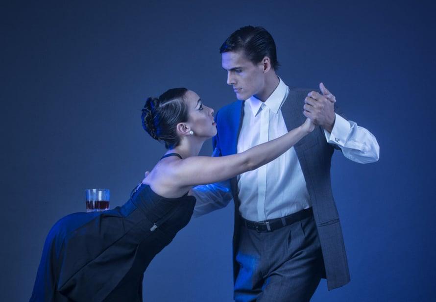 Tango in Blue-ryhmä tulee Argentiinasta.
