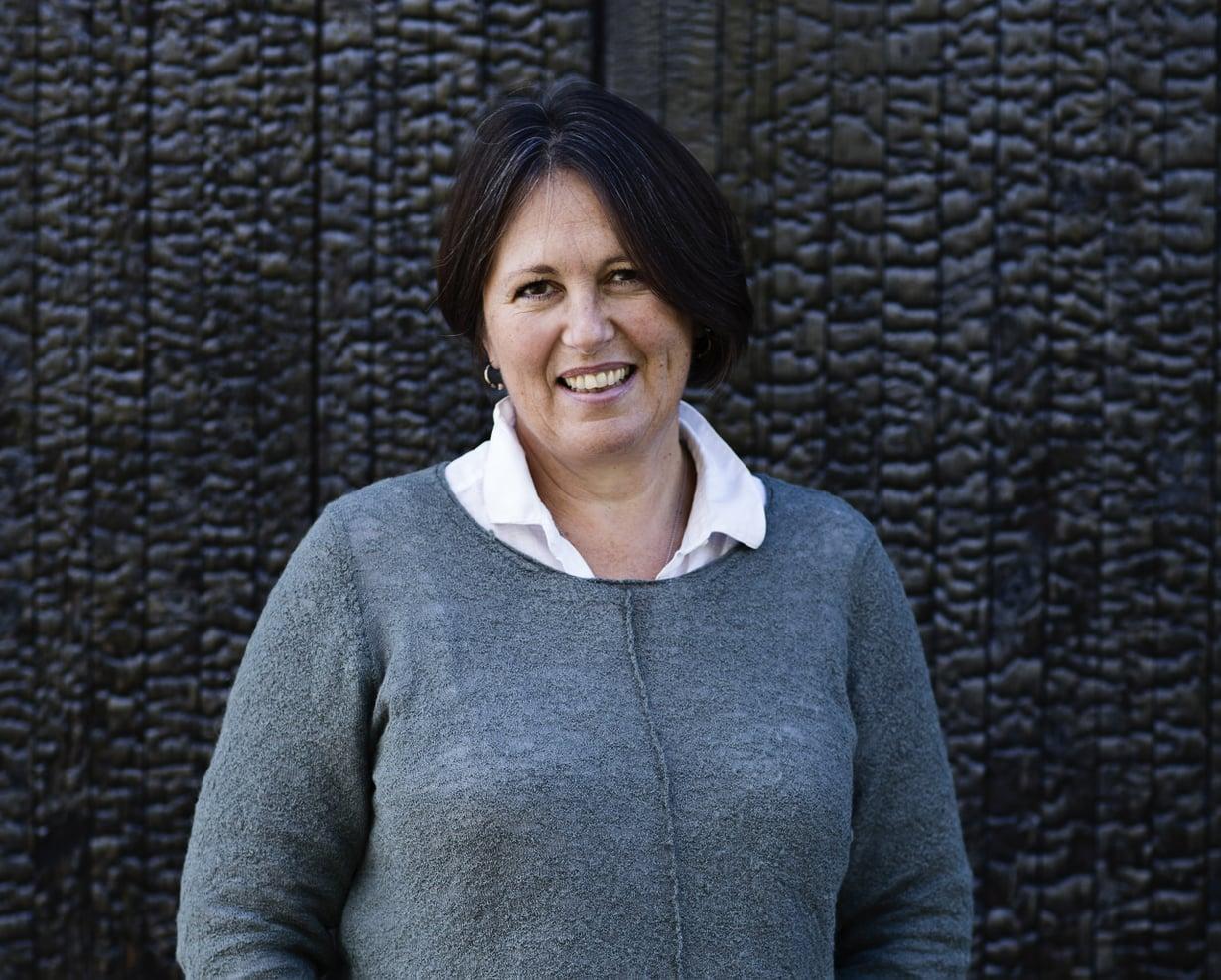 Marianna Stolbow uskoo, että yhteiset arvot ovat hyvä pohja yhteiselle elämälle.