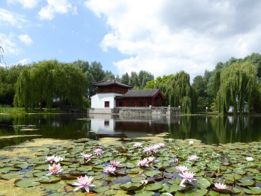 Gärten der Welt, maailman puistot