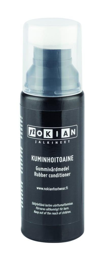 Pidennä saappaiden käyttöikää suoja-aineella. 6 e, Nokian Jalkineet.
