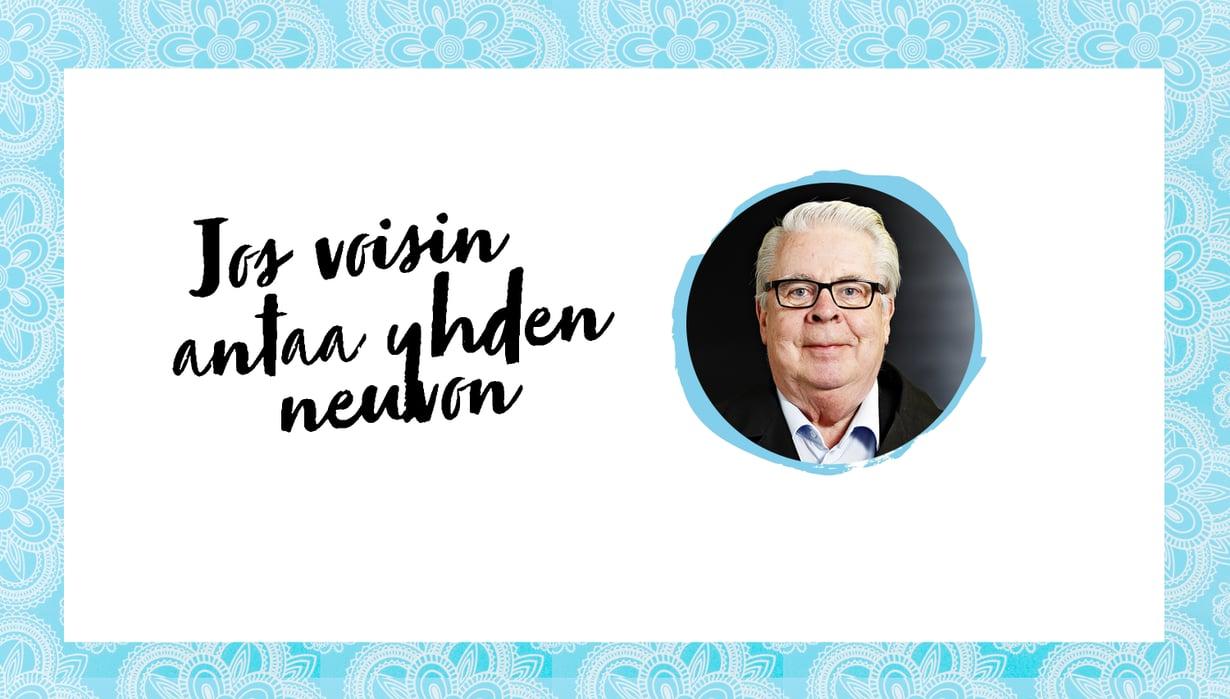 Kansainvälisen jääkiekkoliiton varapuheenjohtajaKalervo Kummola, 72.