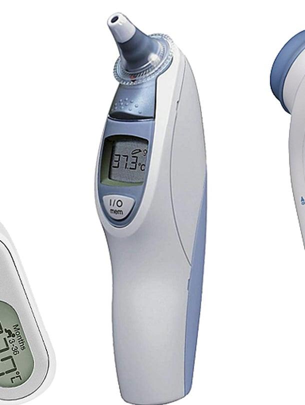 Braun AgePrecision, 16 e, kodinkoneliikkeet.  Braun ThermoScan, 56 e, kodinkoneliikkeet ja tavaratalot.  Braun No-Touch, 69 e, kodinkoneliikkeet ja Prismat.