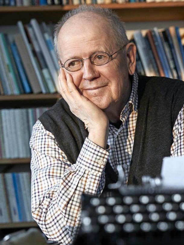 Antti Tuuri on kirjailija.