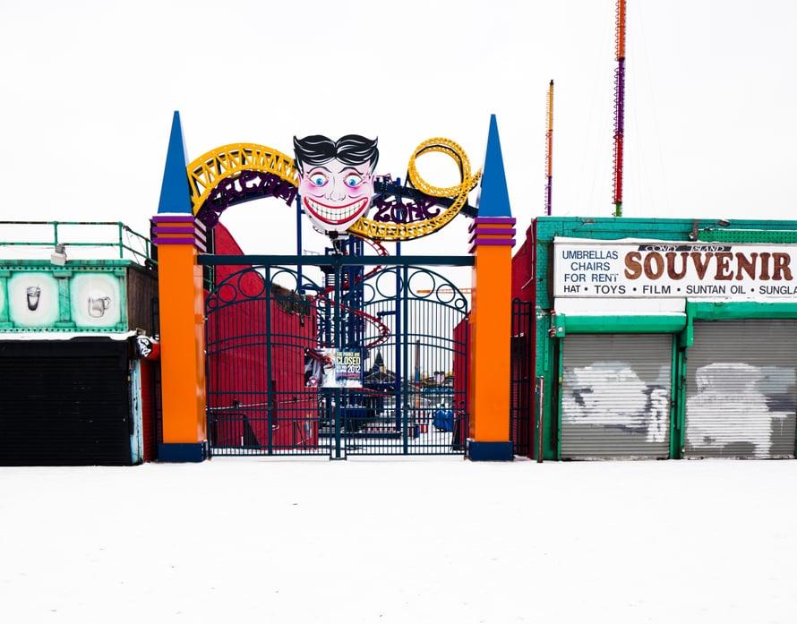 Coney Islandin perinteikäs huvipuisto on monen elokuvan näyttämö ja taatusti käynnin arvoinen.