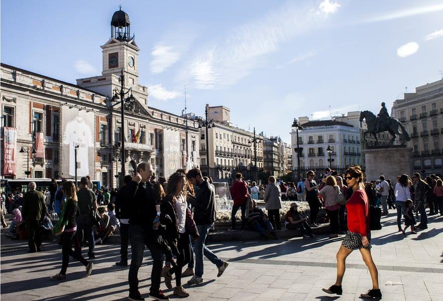 Espanjan Madridissa riittää silmänruokaa, Jaakko Selin vinkkaa.