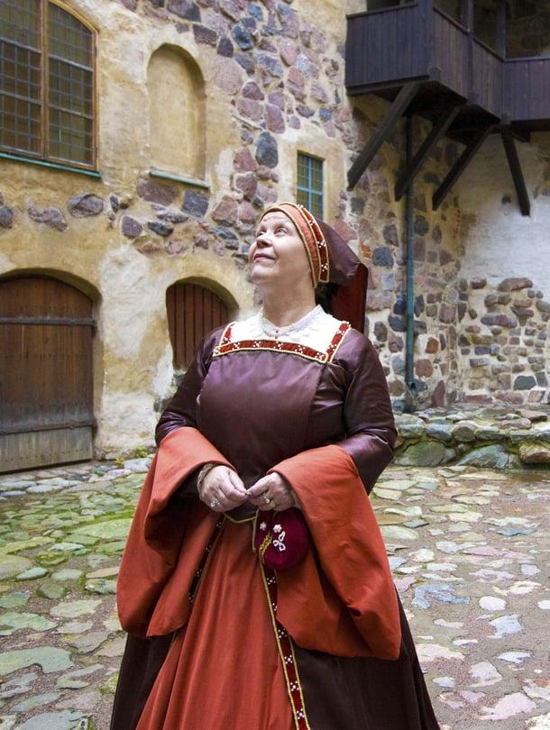 Keskiaikaiset markkinat järjestetään Turussa 29.6.–2.7.2017. Tapahtumia on myös linnassa.