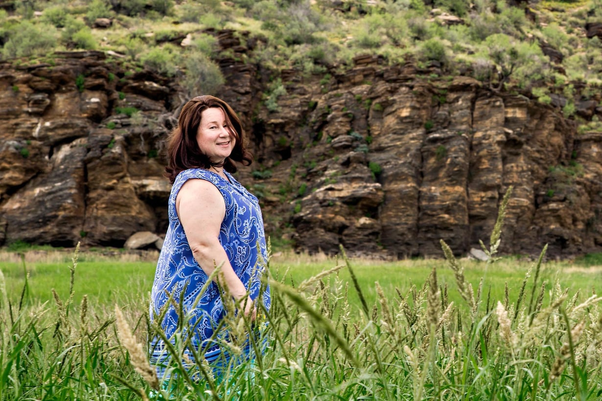 Elise on asunut Namibiassa yli 20 vuotta, koko aikuisen elämänsä ajan.