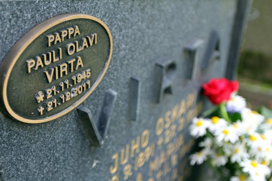 Laulaja ja elokuvanäyttelijä Olavi Virta levytti uransa aikana 601 laulua ja näytteli 16 elokuvassa.