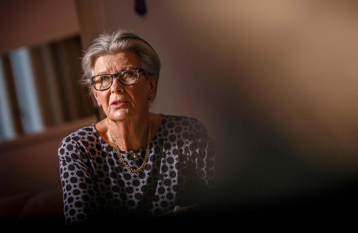 Lappeenrantalainen Raija Auvinen, 67, on kokenut monta menetystä.
