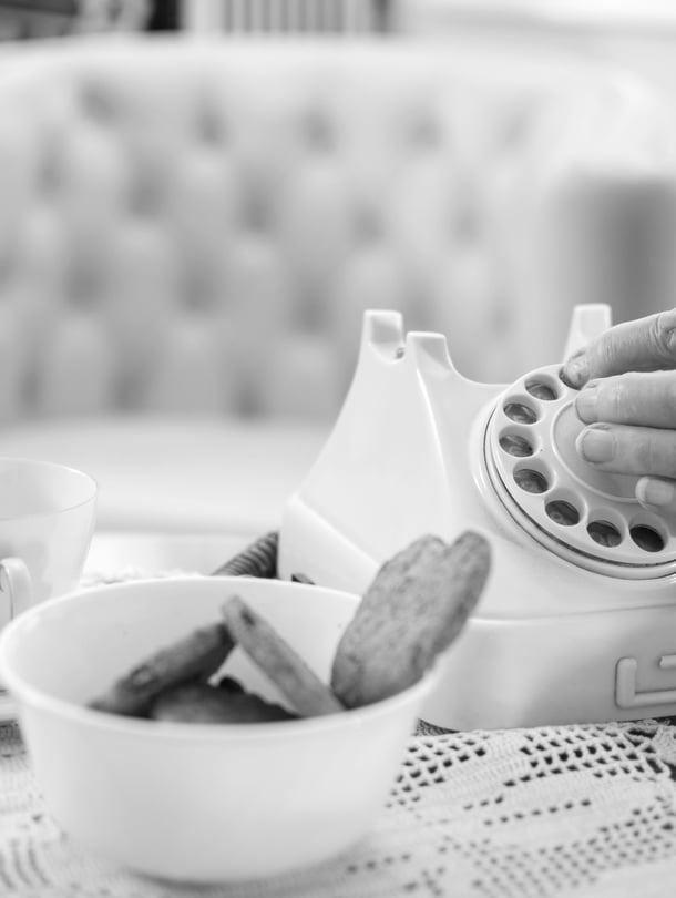 Oi niitä aikoja, kun numerot pyöriteltiin ja joku vielä vastasi puhelimeen!