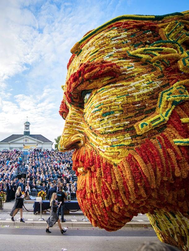 Paraatissa voi nähdä vaikka Vincent van Goghin.