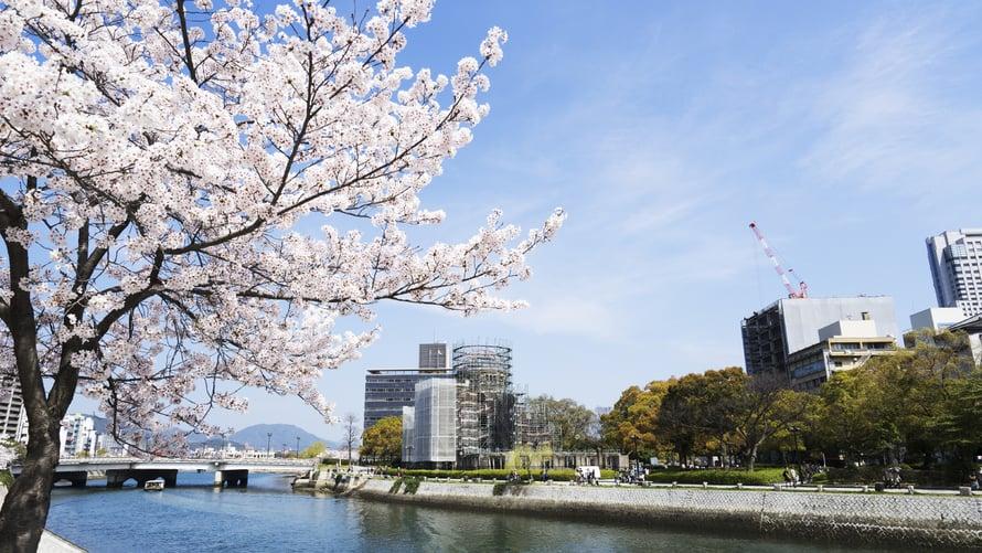 Osuvatkohan ET-tilaajamatkalaiset Hiroshimaan vielä kirsikan kukinta-aikaan?