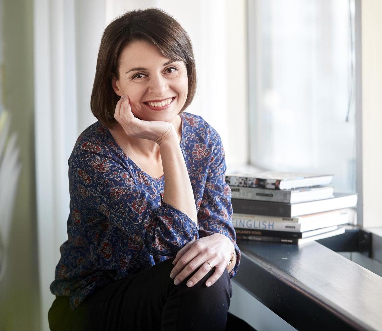 Päätoimittaja Katriina Palo-Närhinen