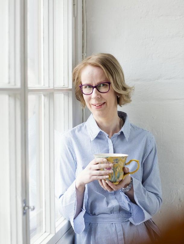 Kaarina Palletvuori on ET-lehden toimituspäällikkö.
