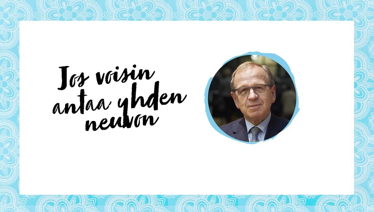 Erkki Liikanen, 67, jäi eläkkeelle Suomen Pankin pääjohtajan tehtävästä kesällä.