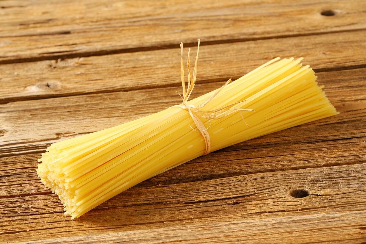 Miten spagetti liittyy asiaan? Lue, niin saat tietää.