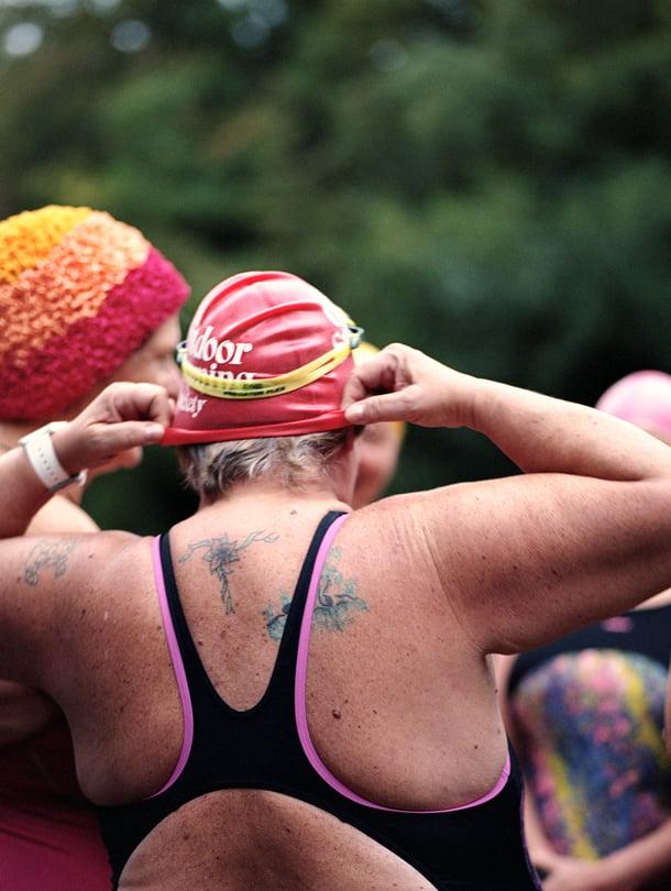 Tatuointien ääriviivat pehmenevät ja hämärtyvät ajan myötä.
