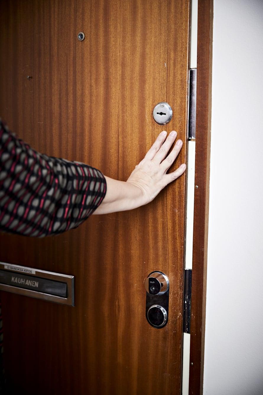 Isän kodin ovi sulkeutuu lopullisesti.
