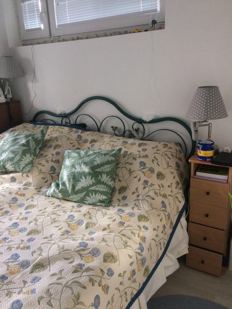 Sänky on valmiina, mutta muuttolupa vielä puuttuu.