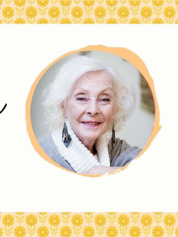 Näyttelijä Seela Sella, 81.