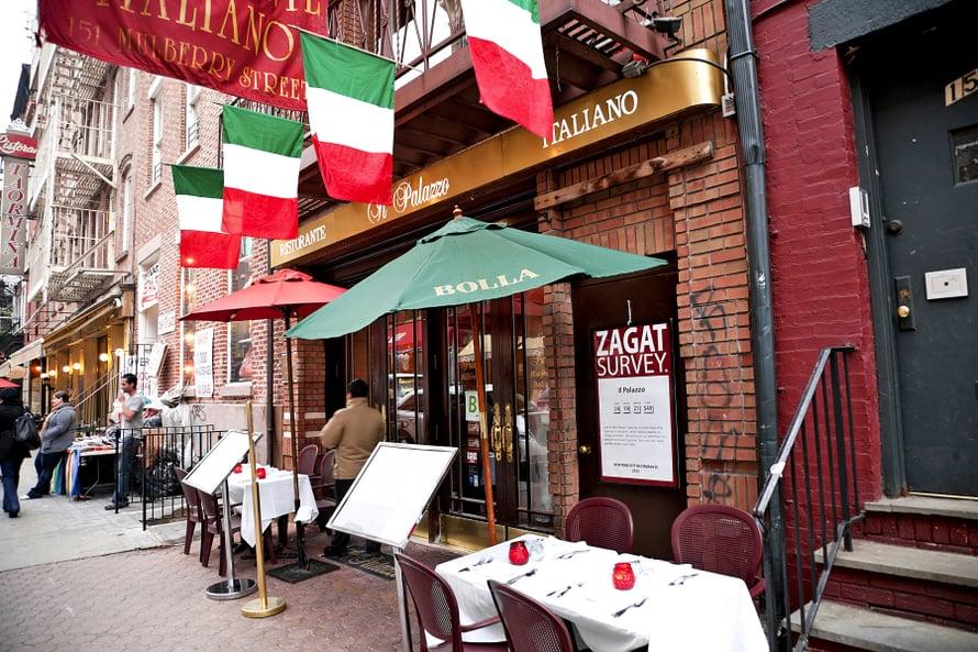 Maailmat kohtaavat New Yorkissa. Little Italyn historia ulottuu kauas.
