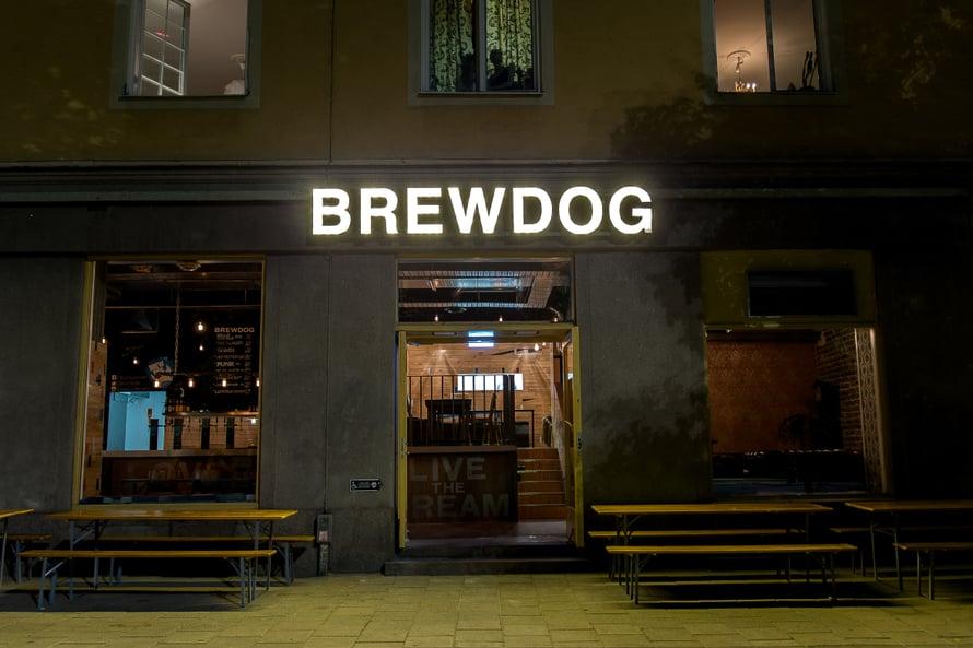 Skottipanimon baariketju kasvaa vauhdilla. Tukholmassa paikkoja on jo kaksi.